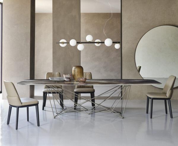 Gordon_Crystalart_asztal_CattelanItalia_1